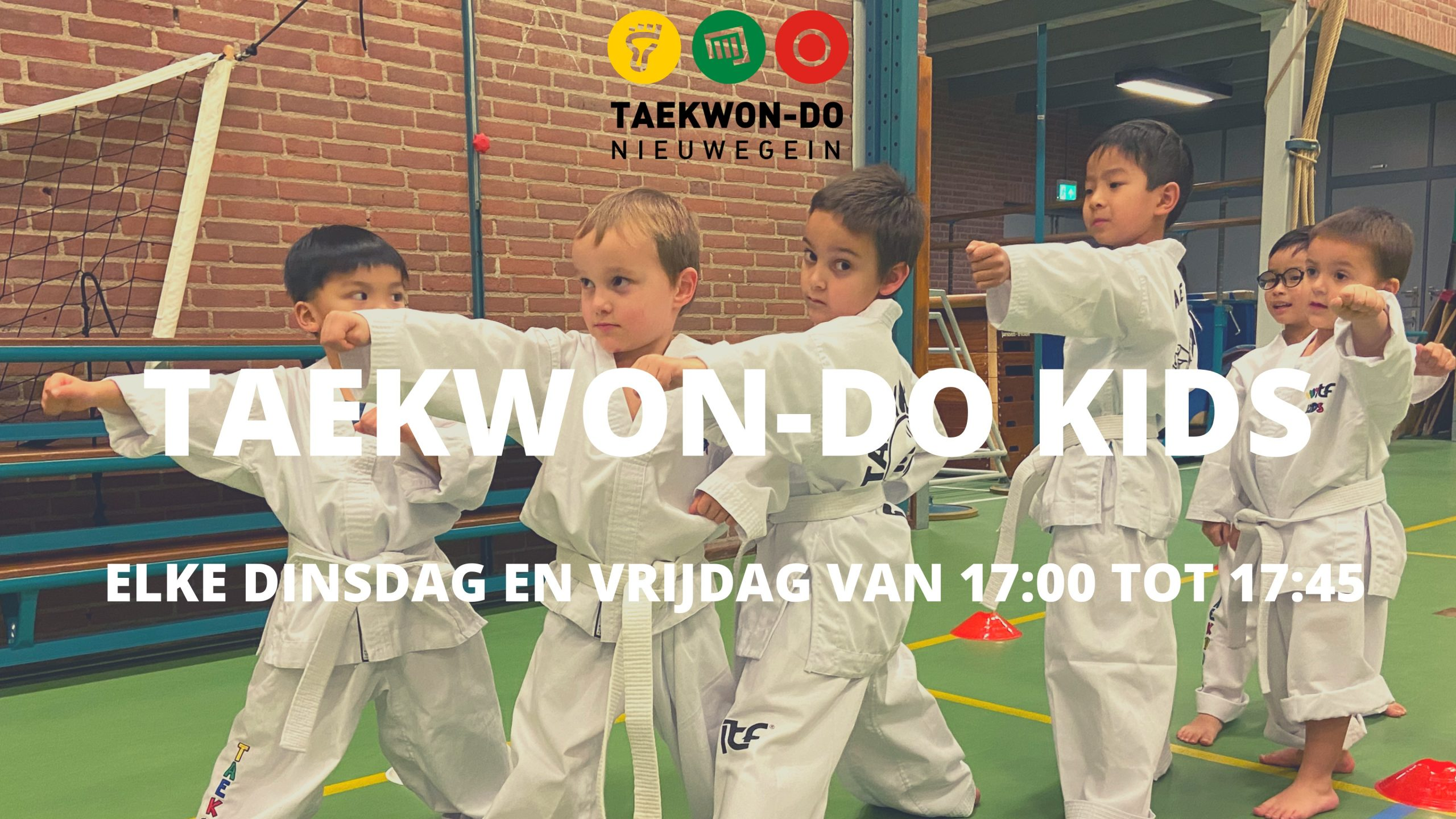 Taekwon-Do Kids Taekwon-Do Nieuwegein