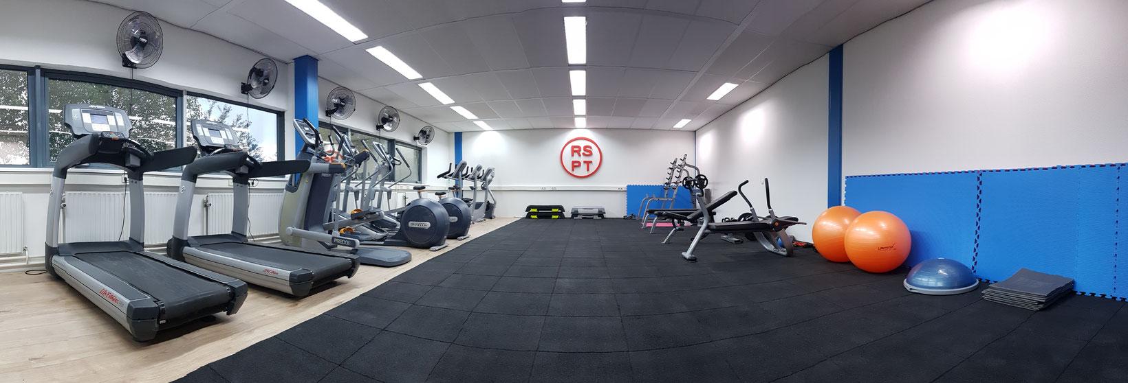 Fitness Zaal Boven   Taekwon-Do Nieuwegein