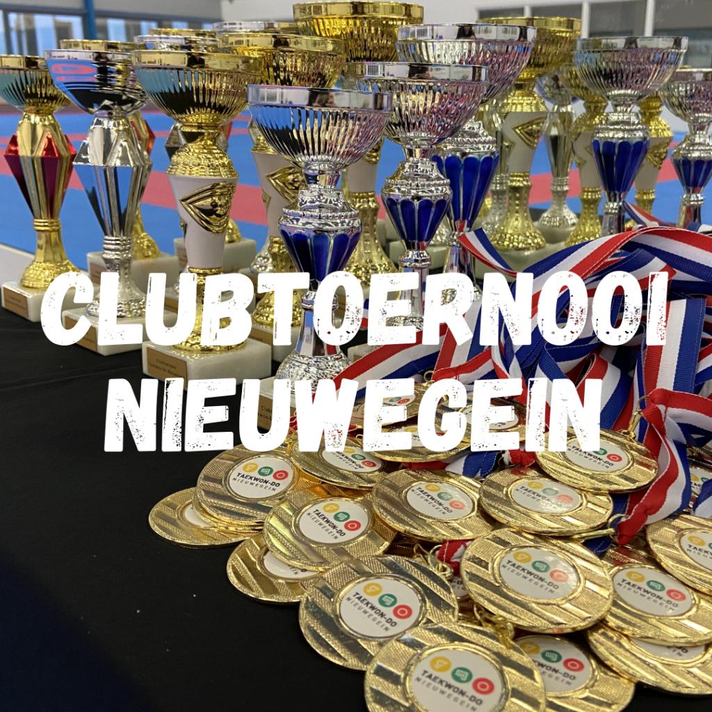 Clubtoernooi   Taekwon-Do Nieuwegein